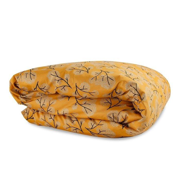 Пододеяльник из сатина с принтом Сибирский цветок 150х200