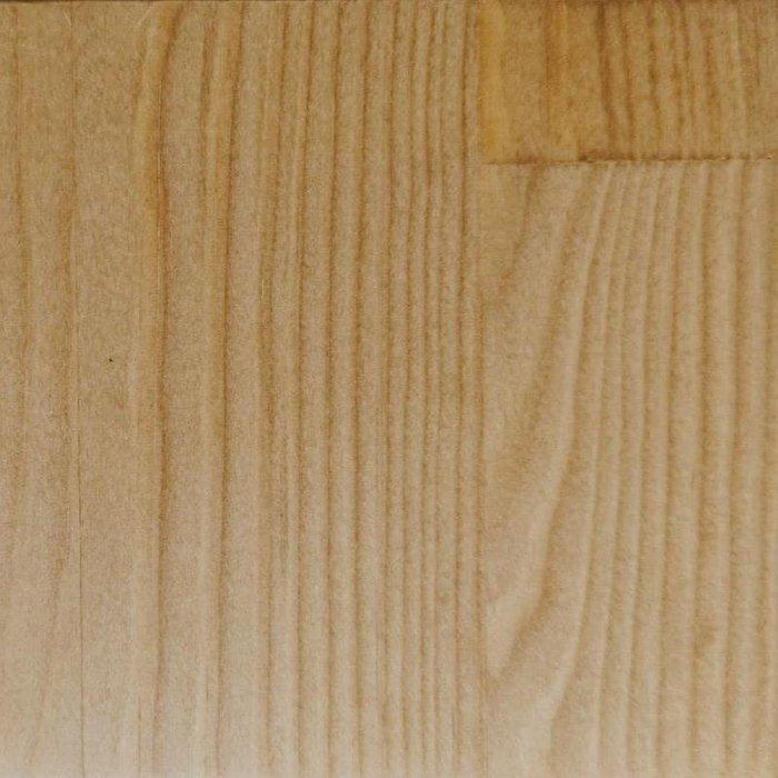 Стол приставной Бервин со столешницей из массива сосны