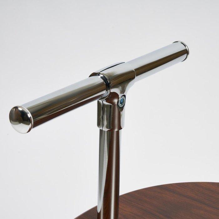 Стол сервировочный Fairport коричневого цвета