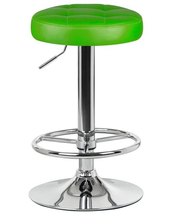 Табурет барный Bruno зеленого цвета