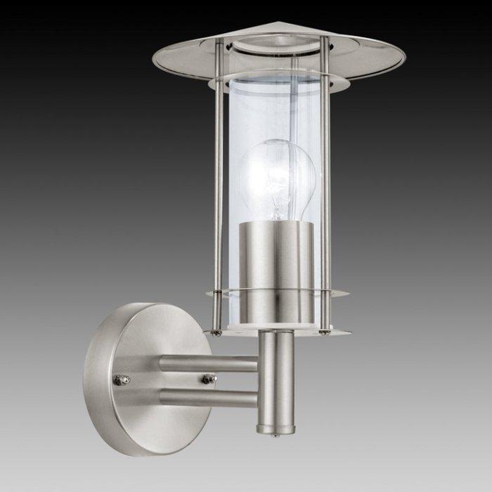 Уличный настенный светильник EGLO  Lisio