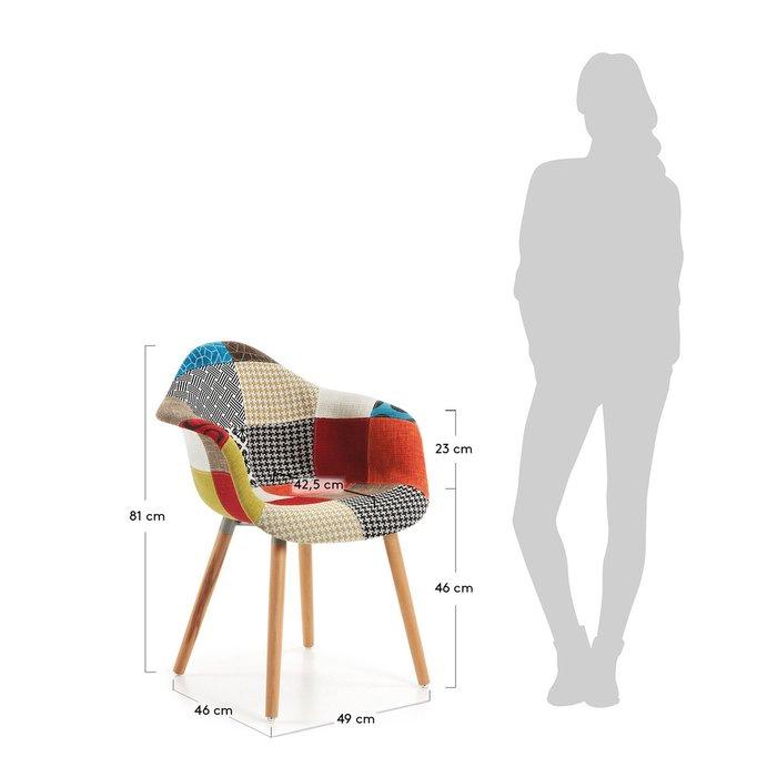 Кресло Julia Grup Kenna из массива бука