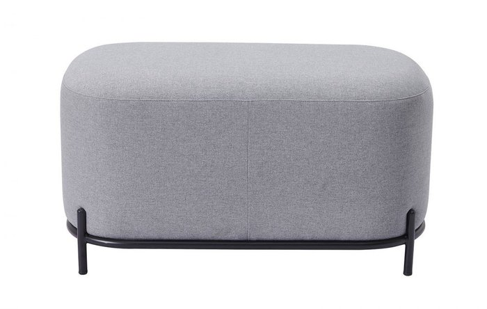 Банкетка Sofa светло-серого цвета