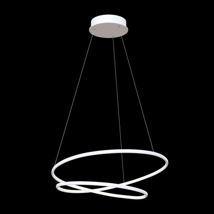 Подвесной светильник Nola белого цвета