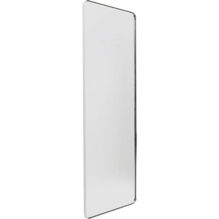 Настенное зеркало Bella в металлической раме