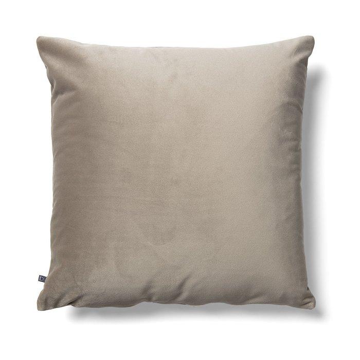 Чехол для подушки Jolie бежевого цвета 45x45