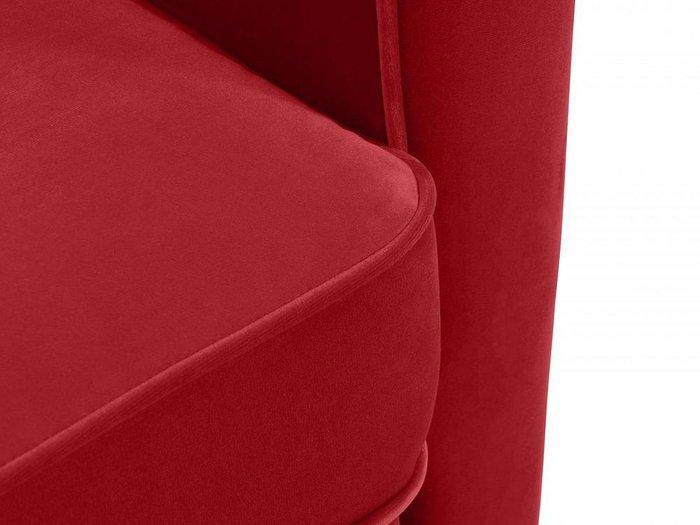Кресло California красного цвета