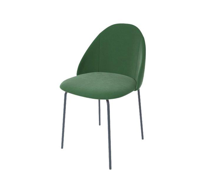 Стул Монти зеленого цвета