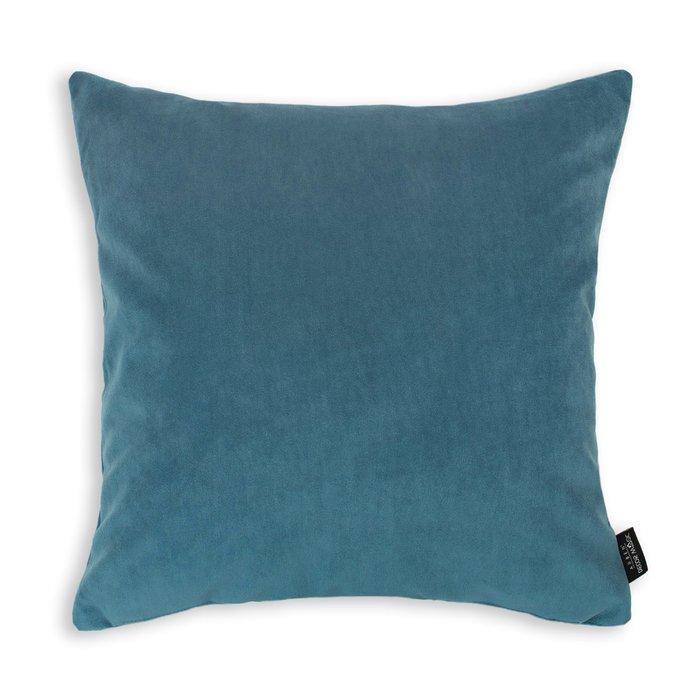 Декоративная подушка Ultra atlantic бирюзового цвета
