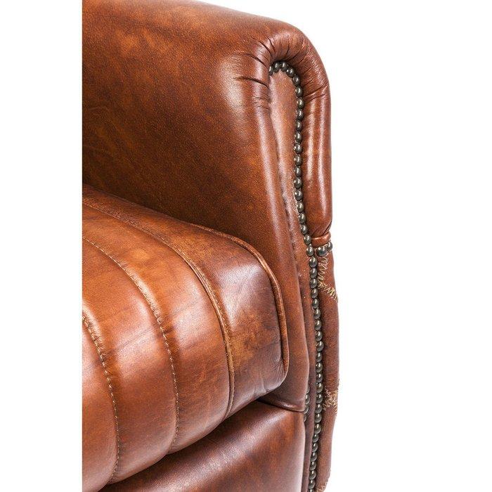 Кресло Country Side из воловьей кожи