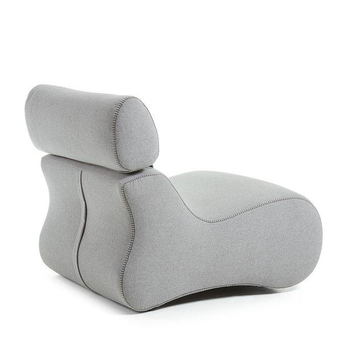Кресло Julia Grup Club серого цвета