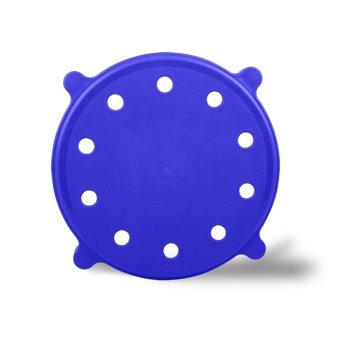 Стул барный Ladislo синего цвета