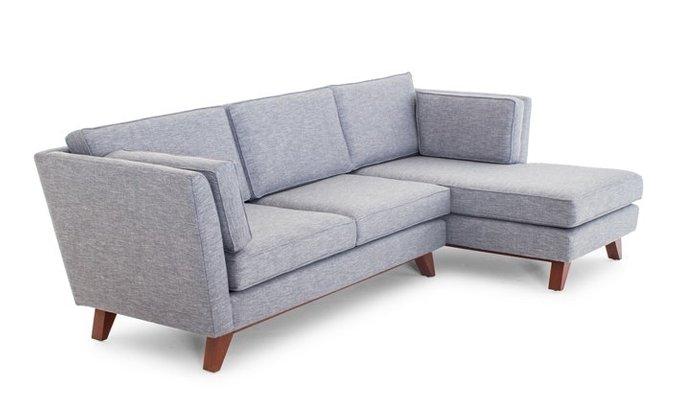 Модульный диван в скандинавском стиле