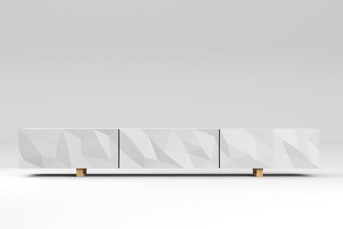 TV тумба Edge с тремя ящиками