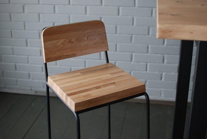 "Барный стул ""Air"" (со спинкой)"