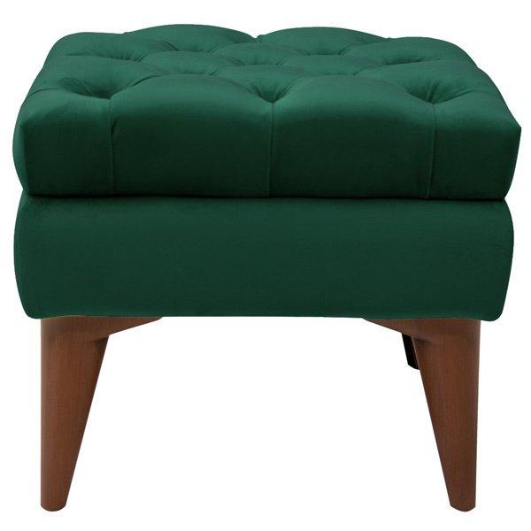 Пуф Парадиз нефритовый зелёный