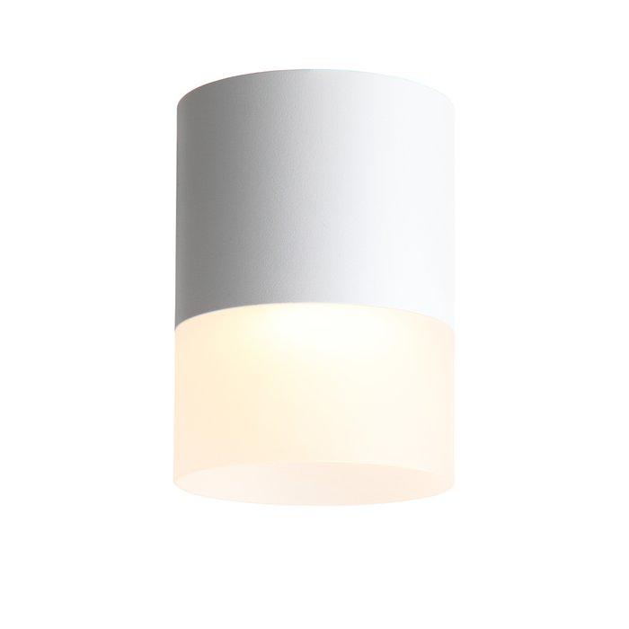 Светильник потолочный Ottu белого цвета