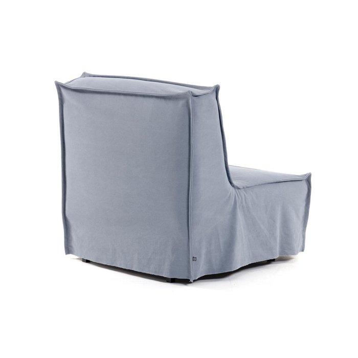 Кресло-кровать Lyanna синего цвета