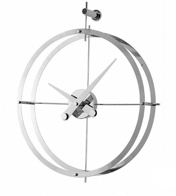 Настенные часы Puntos из стали