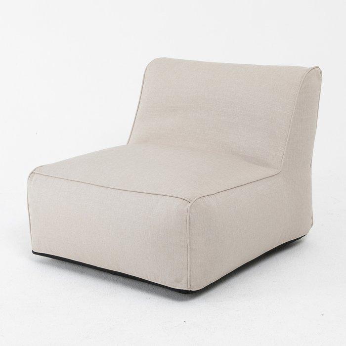 Модульное кресло Lite бежевого цвета