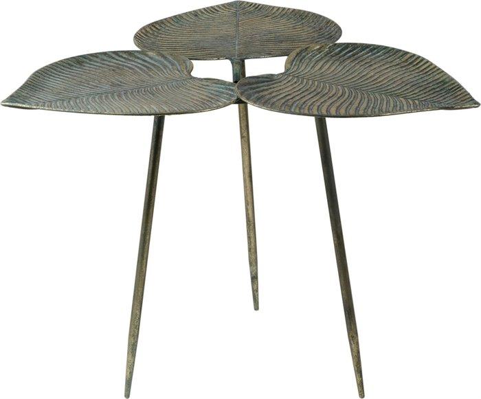 Кофейный столик серого цвета
