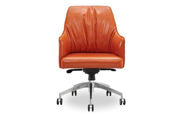 Кресло Richmond оранжевого цвета