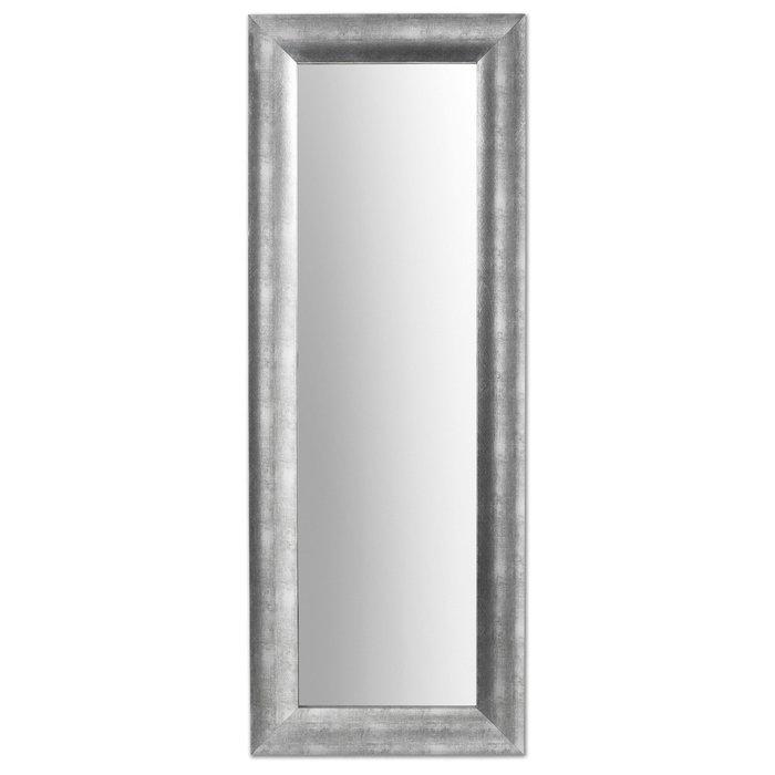 Зеркало Ytsim в отделке под серебро