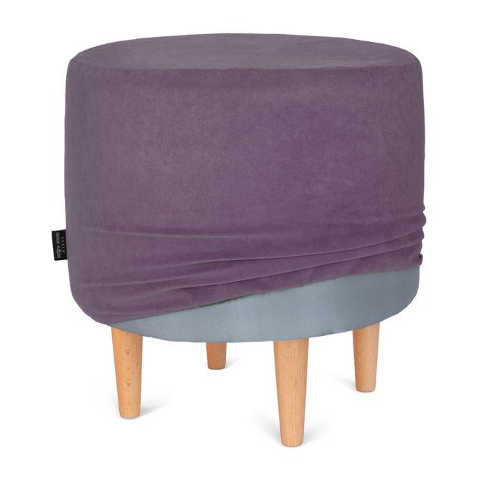 Пуф Спутник Ultra Plum 1 фиолетового цвета