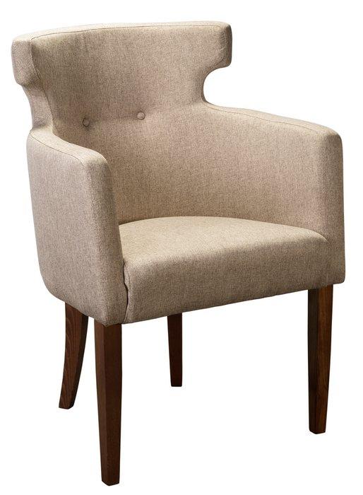 Кресло Виго Сканди бежевого цвета