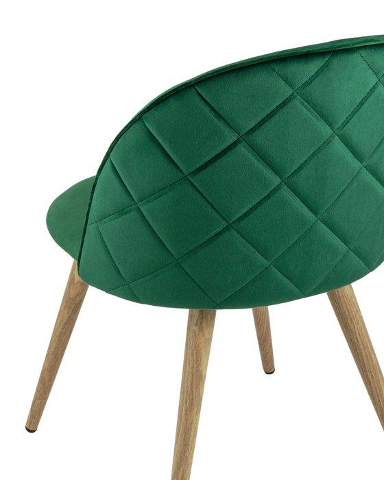 Стул Лион зеленого цвета