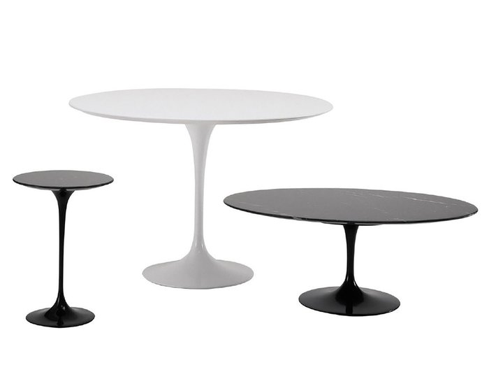 Стол обеденный Apriori черного цвета