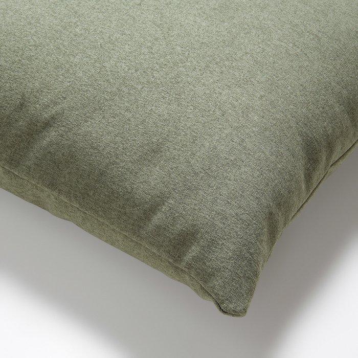 Чехол для декоративной подушки Mak fabric green