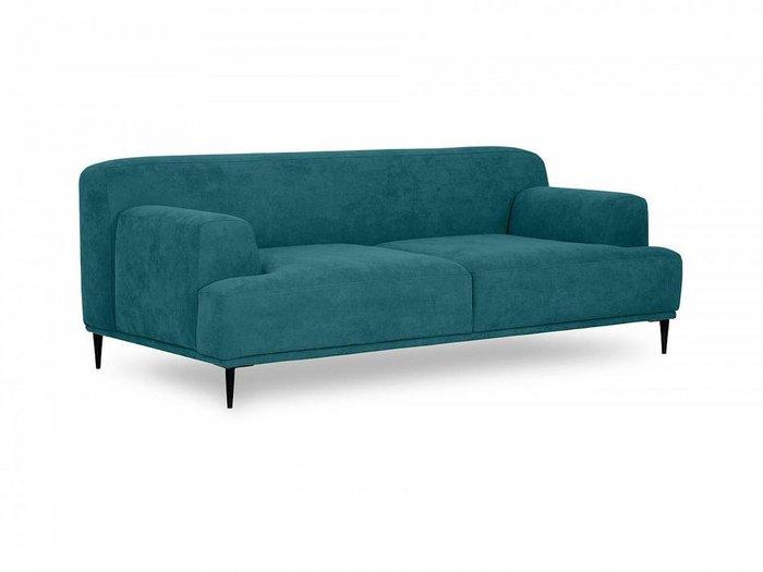 Диван Portofino сине-зеленого цвета