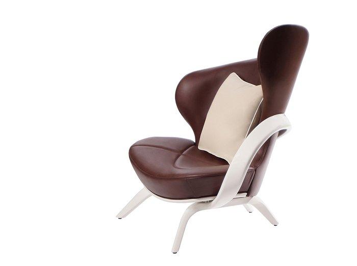 Кресло Apriori А коричневого цвета