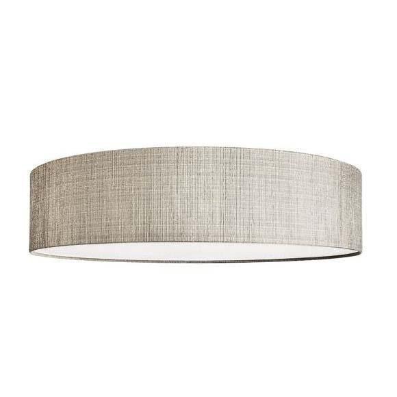 Потолочный светильник Turda серого цвета
