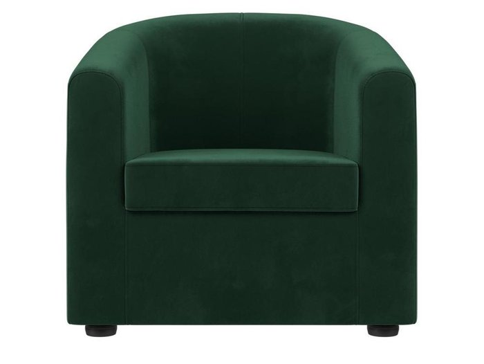 Кресло Норден зеленого цвета