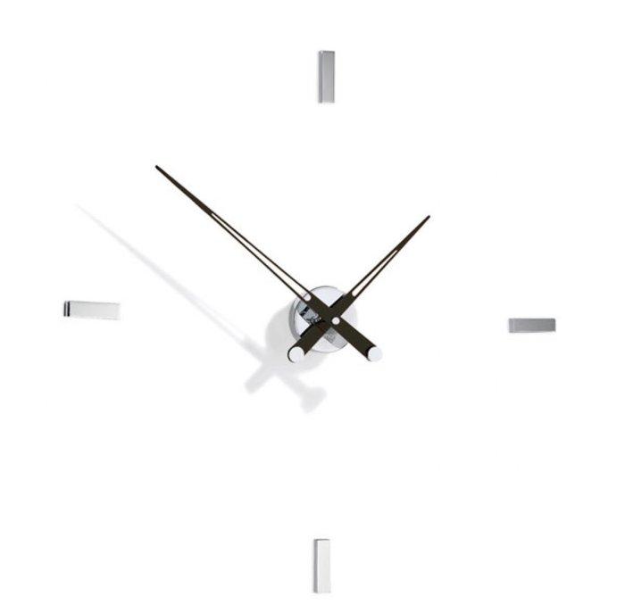 Настенные часы Tacon с черными стрелками