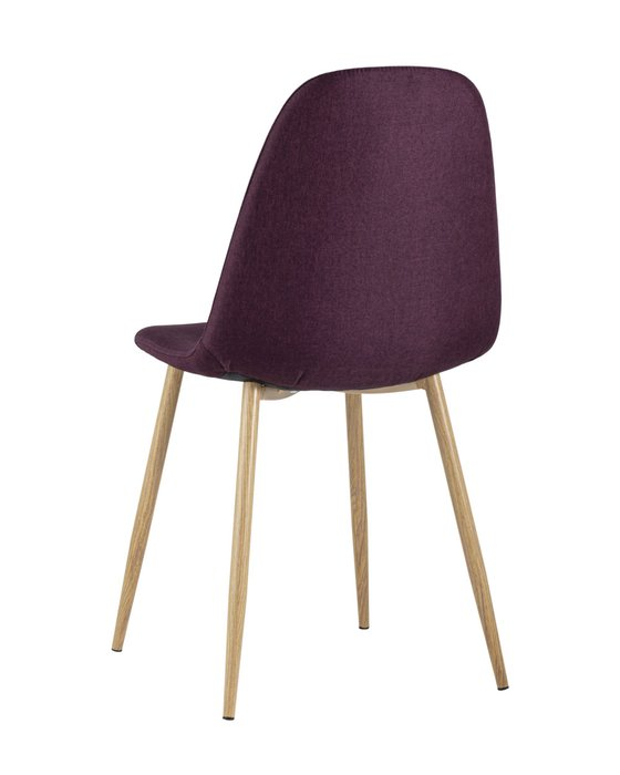 Стул Валенсия фиолетового цвета