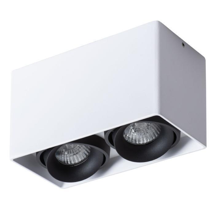 Потолочный светильник Pictor белого цвета