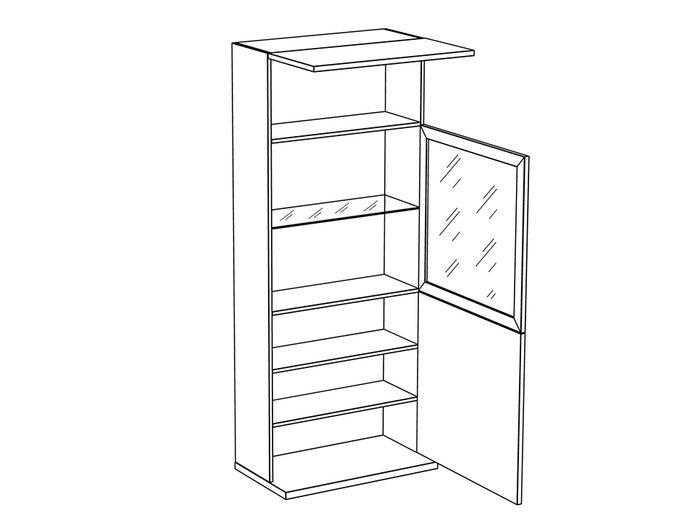 Шкаф комбинированный Limbo