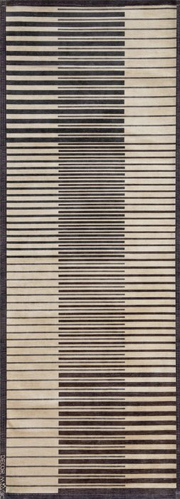 Ковер Urban Direct серого цвета 60х160