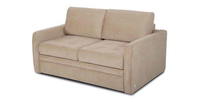 Диван-кровать Бруно бежевого цвета