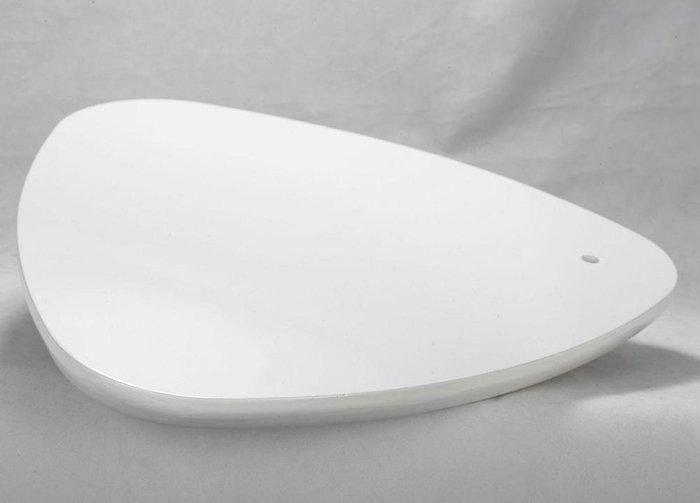 Торшер Lussole Wrangell с белым абажуром