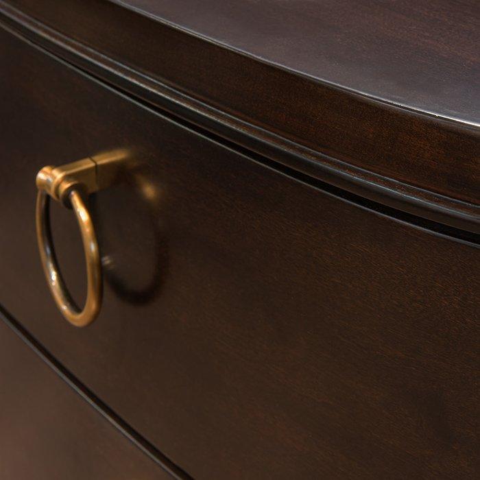 Прикроватная тумбочка Modena с двумя ящиками