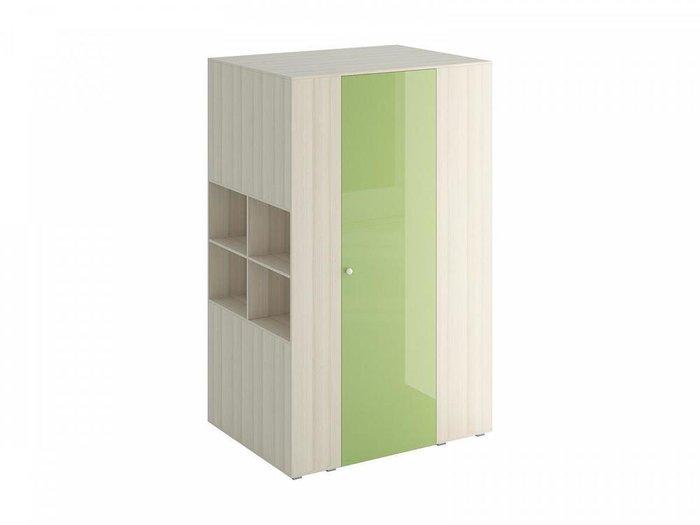 Шкаф-гардероб Play зеленого цвета