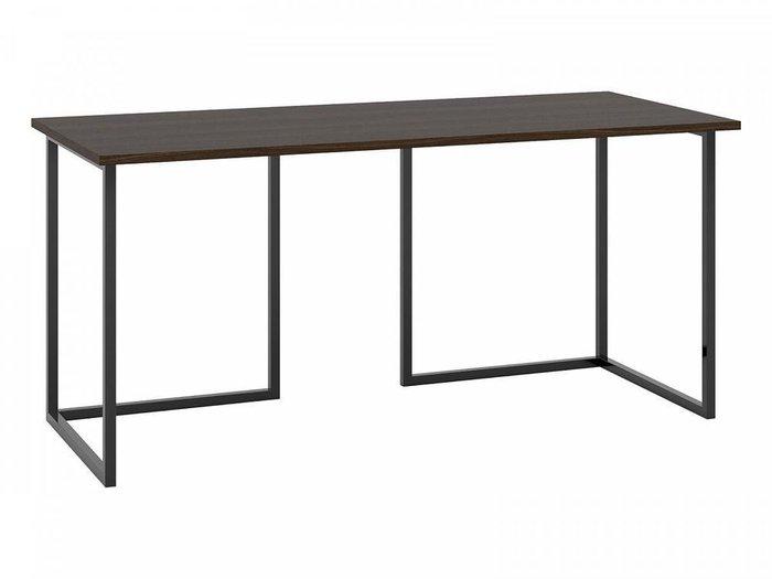 Письменный стол Board 160x70 с основанием черного цвета