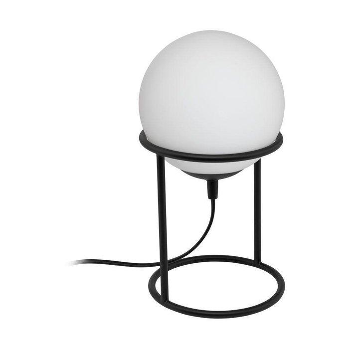 Настольная лампа Eglo Castellato с плафоном из стекла