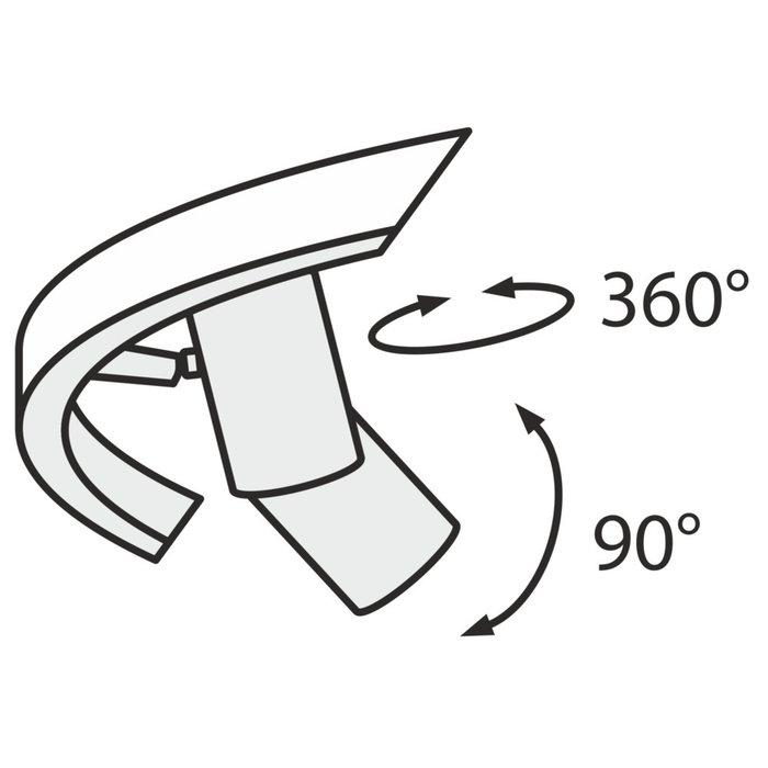 Подвесная люстра Satellite белого цвета