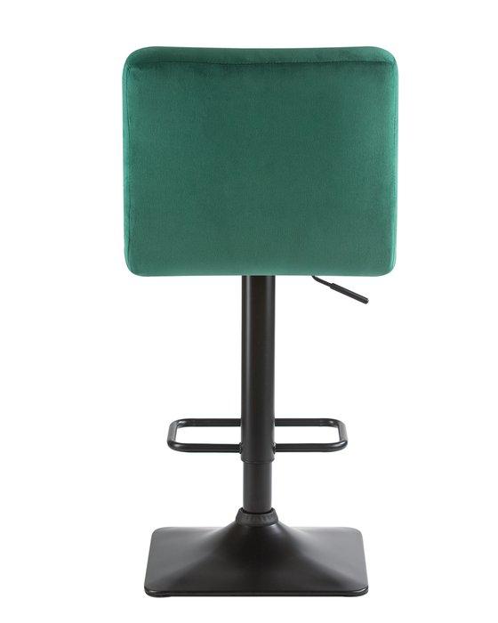 Стул барный Dominic зеленого цвета