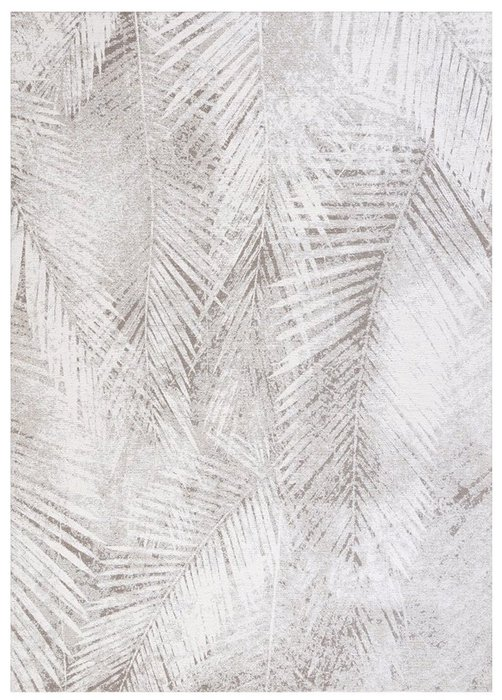 Ковер Java светло-серого цвета 160х230